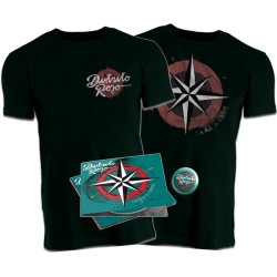 "Preventa PACK CD+CAMISETA+CHAPA diseño exclusivo preventa ""Cara o Cruz"""