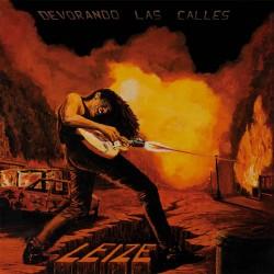 """CD LEIZE """"Devorando las Calles"""""""